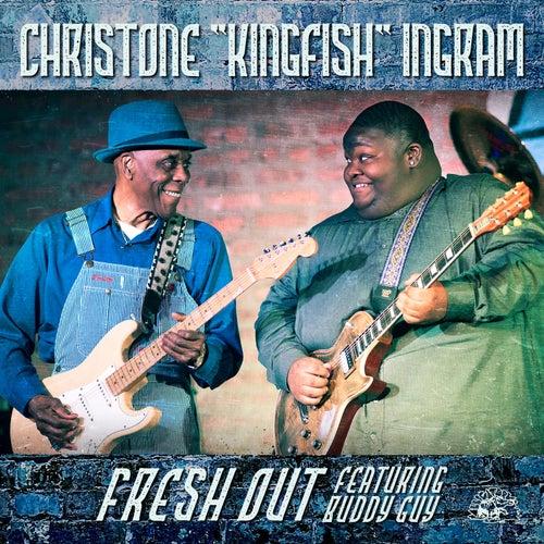 Fresh Out de Christone 'Kingfish' Ingram