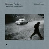 Weinberg: 24 Preludes, Op. 100 (Arr. G. Kremer for Violin) de Gidon Kremer