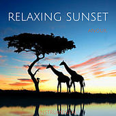 Relaxing Sunset van Anouk