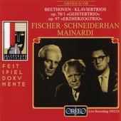 Beethoven: Piano Trios Nos. 5 & 7 de Wolfgang Schneiderhan