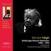 Végh: Salzburger Mozart-Matineen 1988-1993 de Various Artists