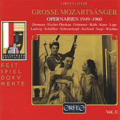Grosse Mozartsänger, Vol. 2 de Various Artists