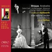 R. Strauss: Arabella, Op. 79, TrV 263 & 4 Letzte Lieder, TrV 296 (Live) von Various Artists