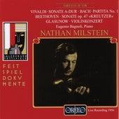 Vivaldi, Bach, Beethoven & Glazunov: Works for Violin (Live) von Various Artists