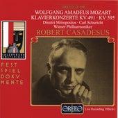 Mozart: Piano Concertos Nos. 24 & 27 (Live) by Robert Casadesus