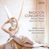 Mozart, Winter, Hummel & Rossini: Bassoon Concertos by Jaakko Luoma