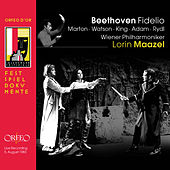 Beethoven: Fidelio, Op. 72 (Live) by Various Artists
