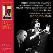 Rossini, Schumann & Mozart: Orchestral Music (Live) von Various Artists
