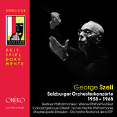 Salzburger Orchesterkonzerte 1958-1968 (Live) de Various Artists