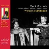 Verdi: Macbeth (Live) von Various Artists