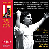 Beethoven, Schoenberg, Stravinsky & Others: Works for Orchestra (Live) de Various Artists