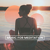 Music for Meditation – Sounds of Nature for Massage, Yoga, Meditation, Deep Sleep, Relax After Work de Zen Meditation and Natural White Noise and New Age Deep Massage