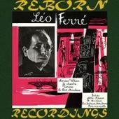 Paris Canaille, The Complete Recordings (HD Remastered) de Leo Ferre