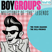 Milestones of the Legends: Boy Groups, Vol. 10 by Various Artists