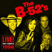Rock 'N Rockets Live! 1998 de The B-52's