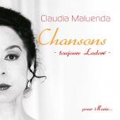 Chansons - Toujours Ladoré - de Claudia Maluenda
