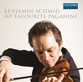 My Favourite Paganini von Benjamin Schmid