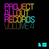 Project Allout Records, Vol. 4 - EP von Various Artists