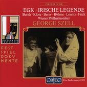 Egk: Irische Legende (Live) by Various Artists
