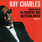 Modern Sounds in Country and Western Music, Vols 1 & 2 by Ray Charles