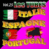 Italie, Espagne, Portugal, Sud Ouest, Vol. 25 by Various Artists