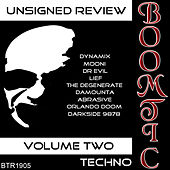 Unsigned Review, Vol. 2 Techno - EP de Various Artists