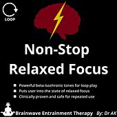 Non Stop Relaxed Focus Ambient Music by Drak