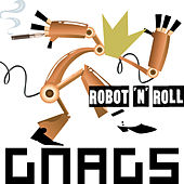 Robot'n'roll by Gnags