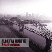 Beginnings von Alberta Hunter