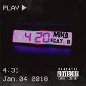 4:20 de B