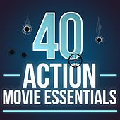 40 Action Movie Essentials de Various Artists
