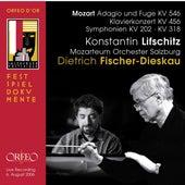 Mozart: Orchestral Works (Live) von Various Artists