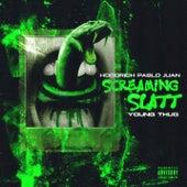 Screaming Slatt (feat. Young Thug) de Hoodrich Pablo Juan
