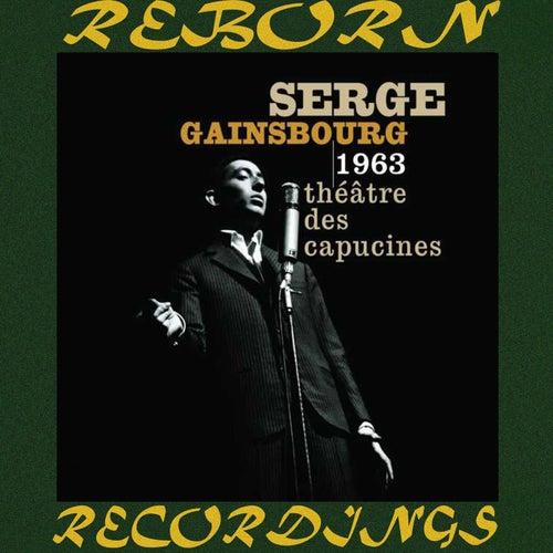 1963 Theatre des Capucines (HD Remastered) de Serge Gainsbourg