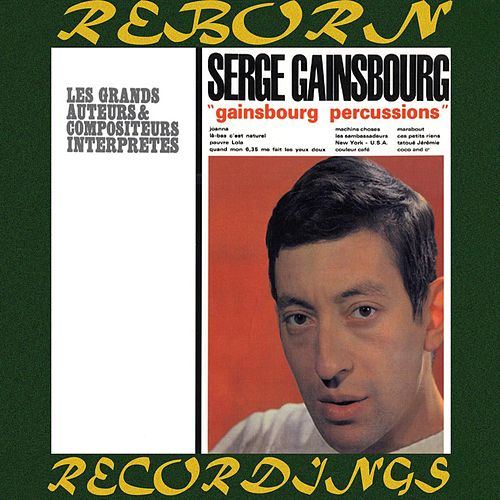 Gainsbourg Percussions (HD Remastered) de Serge Gainsbourg