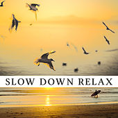Slow Down Relax – Pure Sounds of New Age Music for Relax Time, Deep Relaxing Music, Sounds of Water Stream by Relaxing Piano Music