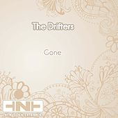 Gone von The Drifters