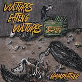 Vultures Eating Vultures by Grampfather