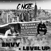 Envy X Level Up EP by C Note