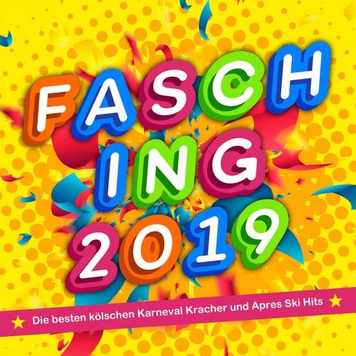 Fasching 2019 (Die besten kölschen Karneval Kracher und Apres Ski Hits) von Fasching 2019