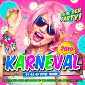 Karneval 2019 - Folge der Party - 47 48 49 Spiel Musik (Der Schlager Party Countdown mit den Stars der XXL Apres Ski Hits 2019) von Various Artists