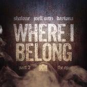 Where I Belong Pt. 2 de Various Artists