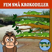 Fem Små Krokodiller de Pudding-TV