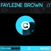 Joy by Fayleine Brown