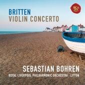 Britten: Violin Concerto in D Minor, Op. 15 de Sebastian Bohren