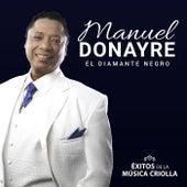 El Diamante Negro: Éxitos de la Canción Criolla by Manuel Donayre