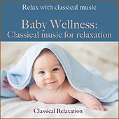 Baby wellness: Classical music for relaxation (Relax with classical music) von Filip Lundqvist