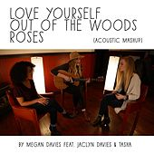 Love Yourself, Out of the Woods, Roses (Acoustic Mashup) by Megan Davies