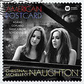 American Postcard - Short Ride in a Fast Machine by Christina Naughton