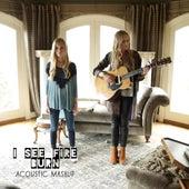 I See Fire, Burn (Acoustic Mashup) by Megan Davies